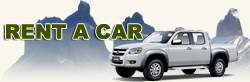 Rent a Car Torres del Paine